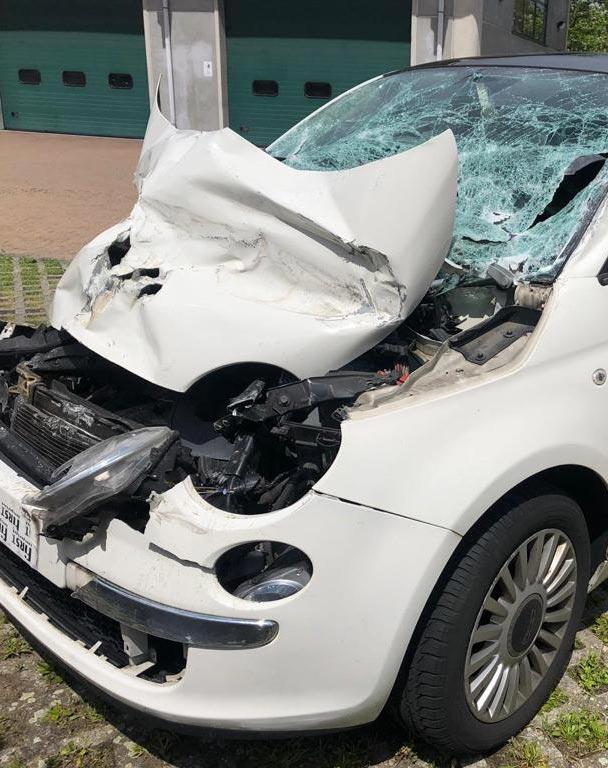 Ritiro Auto Incidentate Nord Italia